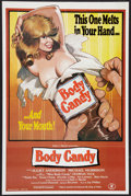 """Movie Posters:Adult, Body Candy (Shell- Mart, 1980). One Sheet (25"""" X 38""""). Adult.. ..."""