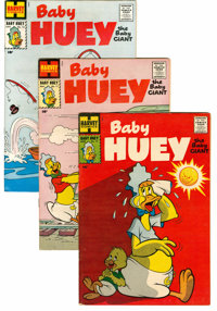 Baby Huey, the Baby Giant File Copy Short Box Group (Harvey, 1958-80) Condition: Average VF+