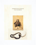 Western Expansion:Indian Artifacts, Geronimo: A Large Ponytail Hair Lock from the Legendary ApacheLeader....