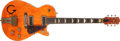 Musical Instruments:Electric Guitars, 1955 Gretsch 6130/Round Up Orange, #16736....