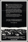 """Movie Posters:Horror, Poltergeist (MGM/UA, 1982). One Sheet (27"""" X 41"""") Advance. Horror....."""
