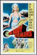 "Movie Posters:Science Fiction, The Body Stealers (Allied Artists, 1970). One Sheet (27"" X 41""). Science Fiction.. ..."