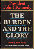 Autographs:Statesmen, Robert F. Kennedy: Signed and Inscribed Book....
