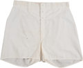 Political:Textile Display (1896-present), John F. Kennedy: A Pair of His World War II-Vintage Undershorts....