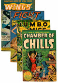 Golden Age (1938-1955):Miscellaneous, Miscellaneous Golden Age Group (Various, 1940s-50s).... (Total: 4 Comic Books)