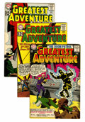 Silver Age (1956-1969):Adventure, My Greatest Adventure Group (DC, 1961-64).... (Total: 24 Comic Books)