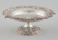 Silver & Vertu:Hollowware, AN AMERICAN SILVER COMPOTE . Howard & Co., New York, New York, circa 1890. Marks: HOWARD & CO., NEW YORK, STERLING, 1891...