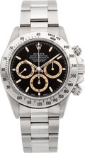 Timepieces:Wristwatch, Rolex Ref. 16520 Steel Cosmograph Daytona With Color Change Dial, circa 1996. ...