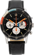 Timepieces:Wristwatch, Breitling Ref. 7650 Yachting Timer Chronograph, circa 1969. ...