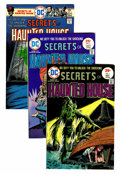 Bronze Age (1970-1979):Horror, Secrets of Haunted House #1-25 Group (DC, 1975-80) Condition:Average NM-.... (Total: 25 Comic Books)