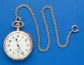 Timepieces:Pocket (post 1900), Hamilton, 17 Jewel, Grade 956. ...