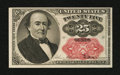 Fractional Currency:Fifth Issue, Fr. 1309 25¢ Fifth Issue About New.. ...