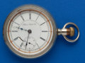 Timepieces:Pocket (post 1900), Illinois 17 Jewel, 18 Size King Special. ...