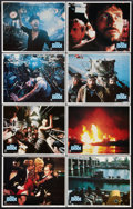 "Movie Posters:War, Das Boot (Columbia, 1981). Lobby Card Set of 8 (11"" X 14""). War..... (Total: 8 Items)"