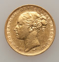 Australia, Australia: Victoria and George V gold Sovereigns - 14 Examples,...(Total: 14 coins)