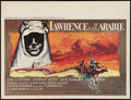 """Movie Posters:Academy Award Winners, Lawrence of Arabia (Columbia, 1962). Belgian (16.5"""" X 22""""). Academy Award Winners.. ..."""