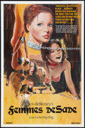 """Movie Posters:Adult, Femmes de Sade (Unknown, 1976). One Sheet (27"""" X 41""""). Adult.. ..."""