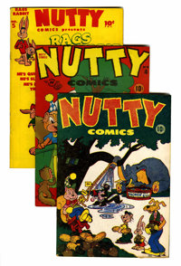Nutty Comics/Rags Rabbit File Copies Group (Harvey, 1945-) Condition: Average VF.... (Total: 12 Comic Books)