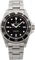 Timepieces:Wristwatch, Rolex Ref. 14060M Steel Submariner, circa 2005. ...