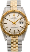Timepieces:Wristwatch, Rolex Ref. 1625 Steel & Gold Thunderbird, circa 1969. ...