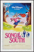 "Movie Posters:Animated, Song of the South Lot (Buena Vista, R-1986). One Sheet (27"" X 41"")and Promotional Poster (27"" X 41""). Animated.. ... (Total: 2 Items)"
