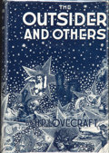Books:Hardcover, H. P. Lovecraft The Outsider and Others (Arkham House,1939)....