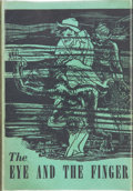 Books:Hardcover, Donald Wandrei The Eye and the Finger (Arkham House,1944)....