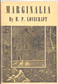 Books:Hardcover, H. P. Lovecraft Marginalia (Arkham House, 1944)....