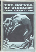 Books:Hardcover, Frank Belknap Long The Hounds of Tindalos (Arkham House,1946)....