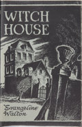Books:Hardcover, Evangeline Walton Witch House (Arkham House, 1945)....
