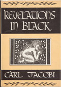 Books:Hardcover, Carl Jacobi Revelations in Black (Arkham House, 1947)....