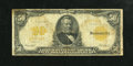 Large Size:Gold Certificates, Fr. 1199 $50 1913 Gold Certificate Very Good....