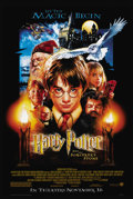 """Movie Posters:Fantasy, Harry Potter and the Sorcerer's Stone (Warner Brothers, 2001). OneSheet (27"""" X 40""""). DS. Fantasy. ..."""