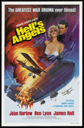 "Movie Posters:War, Hell's Angels (Universal Pictures, R-1979). One Sheet (27"" X 41"").War. ..."
