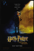 "Movie Posters:Fantasy, Harry Potter and the Chamber of Secrets (Warner Brothers, 2002).One Sheet (27"" X 40"") DS Advance. Fantasy. ..."