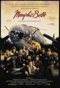 "Movie Posters:War, Memphis Belle (Warner Brothers, 1990). One Sheet (27"" X 41""). DS. War. ..."
