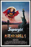 "Movie Posters:Adventure, Supergirl (Tri Star Pictures, 1984). One Sheet (27"" X 41"") SS.Adventure. ..."