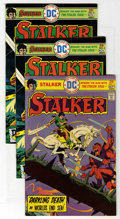Bronze Age (1970-1979):Adventure, Starfire and Stalker Group (DC, 1975-77) Condition: Average NM-.... (Total: 17)