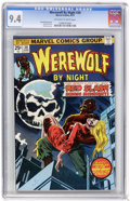 Bronze Age (1970-1979):Horror, Werewolf by Night #30 (Marvel, 1975) CGC NM 9.4 Off-white to whitepages....