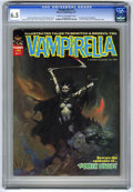 Bronze Age (1970-1979):Horror, Vampirella #11 (Warren, 1971) CGC FN+ 6.5 Cream to off-white pages.Origin and first appearance of Pendragon. Last Tom Sutto...