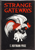 Books:Hardcover, E. Hoffman Price Strange Gateways (Arkham House, 1967)....