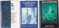 Books:Hardcover, Dark Things, New Horizons, and Nameless Places(Arkham House, 1971-99).... (Total: 3 Items)