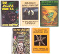 Books:Hardcover, Michael Bishop and Others Arkham Editions (Arkham House, 1984-87).... (Total: 5 Items)