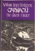 Books:Hardcover, William Hope Hodgson Carnacki the Ghost-Finder (Arkham House, 1947)....