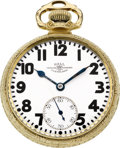 Timepieces:Pocket (post 1900), Ball 23 Jewel Official Standard. ...