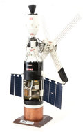 Explorers:Space Exploration, Skylab: Rare NASA 1:48 Contractor's Model....