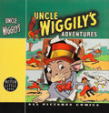 Original Comic Art:Covers, Uncle Wiggily's Adventures Big Little Book #1405 CoverOriginal Art (Whitman, 1946)....