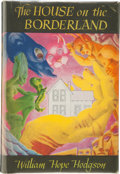 Books:Hardcover, William Hope Hodgson The House on the Borderland and OtherNovels (Arkham House, 1946)....
