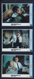 "Movie Posters:James Bond, From Russia with Love (United Artists, R-1984). CGC Graded LobbyCards (6) (11"" X 14""). James Bond.. ... (Total: 6 Items)"