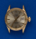 Timepieces:Wristwatch, Rolex, 18k Gold Ladies Datejust Ref. 6517. ...